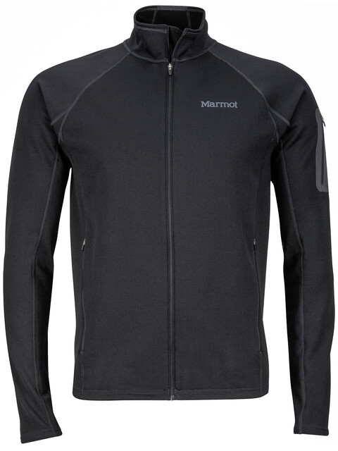 Marmot M's Stretch Fleece Jacket Black